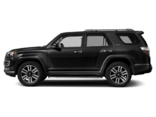 Midnight Black Metallic 2018 Toyota 4Runner Pictures 4Runner Utility 4D Limited 4WD V6 photos side view