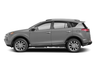 Silver Sky Metallic 2018 Toyota RAV4 Pictures RAV4 Utility 4D Limited 2WD I4 photos side view