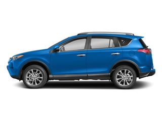 Electric Storm Blue 2018 Toyota RAV4 Pictures RAV4 Utility 4D Limited 2WD I4 photos side view