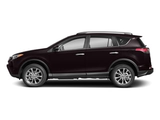 Black Currant Metallic 2018 Toyota RAV4 Pictures RAV4 Utility 4D Limited 2WD I4 photos side view