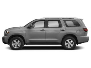 Silver Sky Metallic 2018 Toyota Sequoia Pictures Sequoia Utility 4D Limited 4WD V8 photos side view