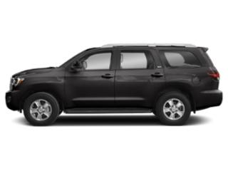 Magnetic Gray Metallic 2018 Toyota Sequoia Pictures Sequoia Utility 4D Limited 4WD V8 photos side view