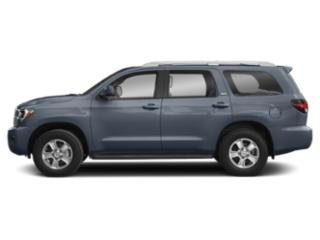 Shoreline Blue Pearl 2018 Toyota Sequoia Pictures Sequoia Utility 4D Limited 4WD V8 photos side view