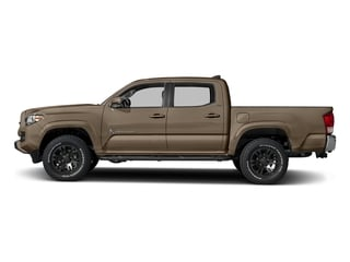Quicksand 2018 Toyota Tacoma Pictures Tacoma SR5 Crew Cab 4WD V6 photos side view
