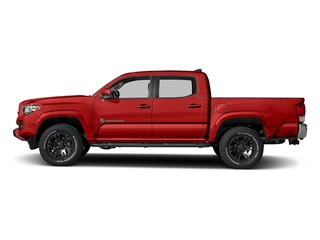 Inferno 2018 Toyota Tacoma Pictures Tacoma SR5 Crew Cab 4WD V6 photos side view