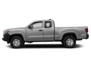 Silver Sky Metallic 2018 Toyota Tacoma Pictures Tacoma SR5 Extended Cab 2WD I4 photos side view