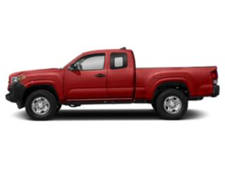 Inferno 2018 Toyota Tacoma Pictures Tacoma SR5 Extended Cab 2WD I4 photos side view