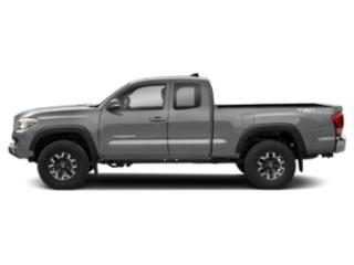 Cement 2018 Toyota Tacoma Pictures Tacoma TRD Off-Road Extended Cab 4WD V6 photos side view