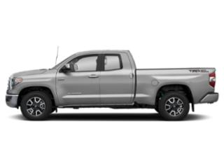 Silver Sky Metallic 2018 Toyota Tundra 2WD Pictures Tundra 2WD Limited Double Cab 2WD photos side view