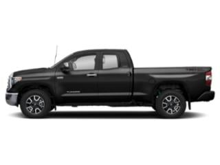 Midnight Black Metallic 2018 Toyota Tundra 2WD Pictures Tundra 2WD Limited Double Cab 2WD photos side view