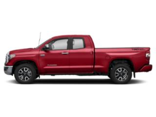 Barcelona Red Metallic 2018 Toyota Tundra 2WD Pictures Tundra 2WD Limited Double Cab 2WD photos side view