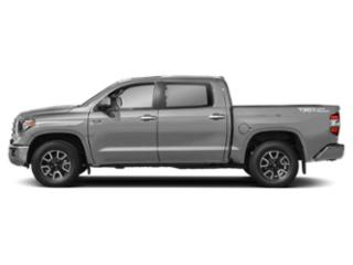 Silver Sky Metallic 2018 Toyota Tundra 4WD Pictures Tundra 4WD 1794 Edition CrewMax 4WD photos side view
