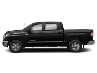 Midnight Black Metallic 2018 Toyota Tundra 4WD Pictures Tundra 4WD SR5 CrewMax 4WD photos side view