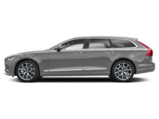 Electric Silver Metallic 2018 Volvo V90 Pictures V90 T6 AWD Inscription photos side view