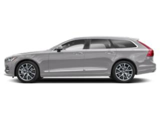 Bright Silver Metallic 2018 Volvo V90 Pictures V90 T6 AWD Inscription photos side view