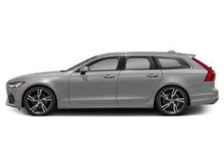 Electric Silver Metallic 2018 Volvo V90 Pictures V90 Wagon 4D T5 R-DesignTurbo photos side view