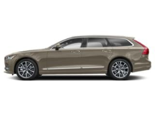 Luminous Sand Metallic 2018 Volvo V90 Pictures V90 T6 AWD Inscription photos side view