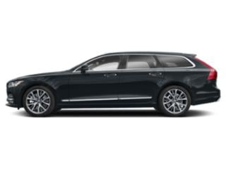 Pine Grey Metallic 2018 Volvo V90 Pictures V90 T6 AWD Inscription photos side view