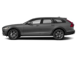 Osmium Grey Metallic 2018 Volvo V90 Cross Country Pictures V90 Cross Country Wagon 4D T5 AWD I4 Turbo photos side view