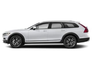 Ice White 2018 Volvo V90 Cross Country Pictures V90 Cross Country Wagon 4D T5 AWD I4 Turbo photos side view