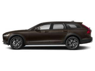 Maple Brown Metallic 2018 Volvo V90 Cross Country Pictures V90 Cross Country Wagon 4D T5 AWD I4 Turbo photos side view