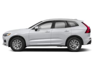 Ice White 2018 Volvo XC60 Pictures XC60 T6 AWD Inscription photos side view