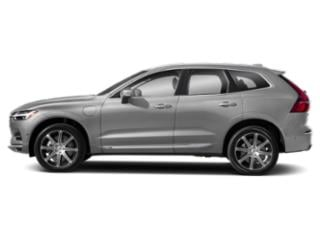 Electric Silver Metallic 2018 Volvo XC60 Pictures XC60 Utility 4D T8 Inscription AWD photos side view