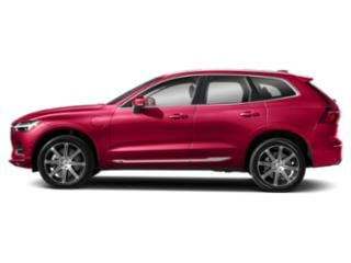Fusion Red Metallic 2018 Volvo XC60 Pictures XC60 Utility 4D T8 Inscription AWD photos side view