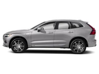 Bright Silver Metallic 2018 Volvo XC60 Pictures XC60 Utility 4D T8 Inscription AWD photos side view