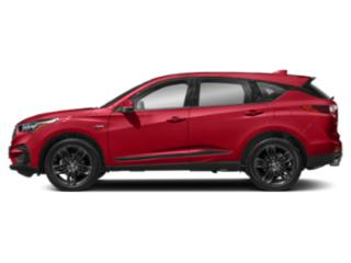 Performance Red Pearl 2019 Acura RDX Pictures RDX AWD w/A-Spec Pkg photos side view