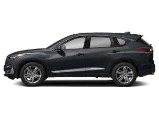 Gunmetal Metallic 2019 Acura RDX Pictures RDX AWD w/Advance Pkg photos side view
