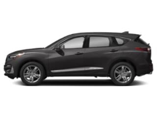 Modern Steel Metallic 2019 Acura RDX Pictures RDX AWD w/Advance Pkg photos side view