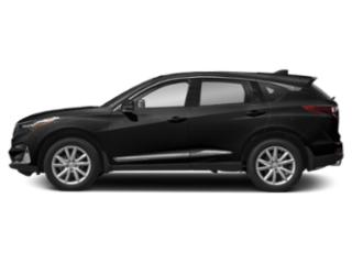 Majestic Black Pearl 2019 Acura RDX Pictures RDX FWD photos side view