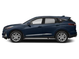 Fathom Blue Pearl 2019 Acura RDX Pictures RDX FWD photos side view