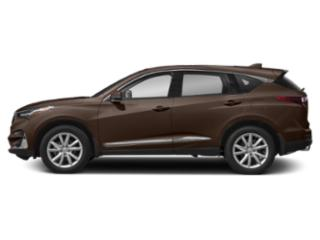 Canyon Bronze Metallic 2019 Acura RDX Pictures RDX FWD photos side view