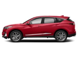 Performance Red Pearl 2019 Acura RDX Pictures RDX AWD w/Technology Pkg photos side view