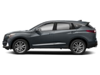 Modern Steel Metallic 2019 Acura RDX Pictures RDX FWD w/Technology Pkg photos side view