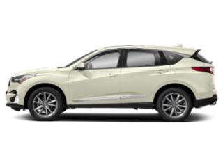 White Diamond Pearl 2019 Acura RDX Pictures RDX FWD w/Technology Pkg photos side view