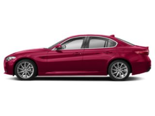Alfa Rosso 2019 Alfa Romeo Giulia Pictures Giulia Ti AWD photos side view