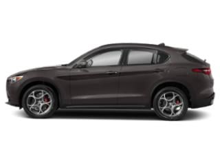 Vesuvio Gray Metallic 2019 Alfa Romeo Stelvio Pictures Stelvio Sport RWD photos side view
