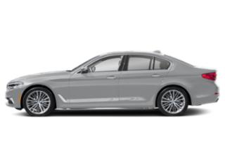 Rhodonite Silver Metallic 2019 BMW 5 Series Pictures 5 Series 540i xDrive Sedan photos side view