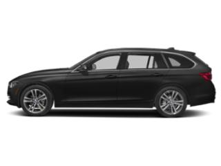 Jet Black 2019 BMW 3 Series Pictures 3 Series 330i xDrive Sports Wagon photos side view