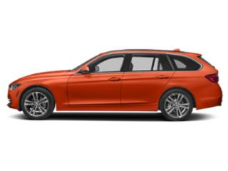 Sunset Orange Metallic 2019 BMW 3 Series Pictures 3 Series 330i xDrive Sports Wagon photos side view