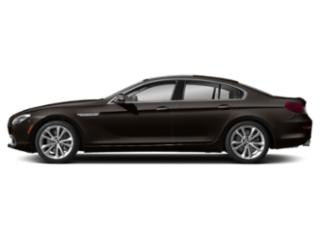 Jatoba Brown Metallic 2019 BMW 6 Series Pictures 6 Series 640i Gran Coupe photos side view