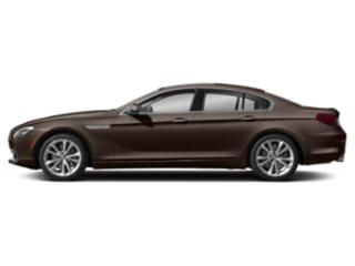 Frozen Bronze Metallic 2019 BMW 6 Series Pictures 6 Series 640i Gran Coupe photos side view