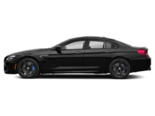 Black Sapphire Metallic 2019 BMW M6 Pictures M6 Gran Coupe photos side view