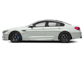 Alpine White 2019 BMW M6 Pictures M6 Gran Coupe photos side view