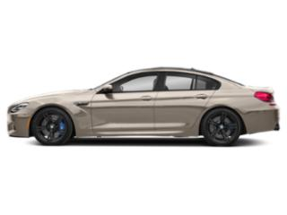 Moonstone Metallic 2019 BMW M6 Pictures M6 Gran Coupe photos side view