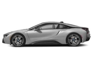 Individual Donington Grey Met w/Frozen Grey Accent 2019 BMW i8 Pictures i8 Coupe photos side view