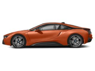 E-Copper Metallic w/Frozen Grey Accent 2019 BMW i8 Pictures i8 Coupe photos side view